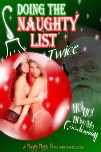Doing the Naughty List, Twice - Multiple Author Anthology