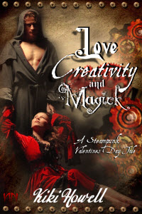 Love, Creativity & Magick by Kiki Howell